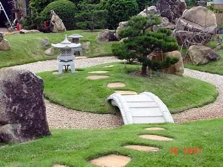 Jardim da Residência Pedras%20jardins%20casa%20da%20luz%20caminho